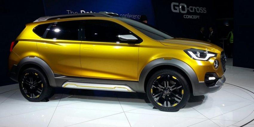 Технические характеристики Datsun Go CROSS