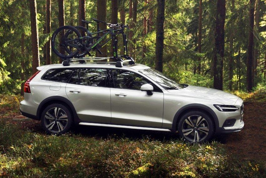Обзор нового Volvo V60 Cross Country