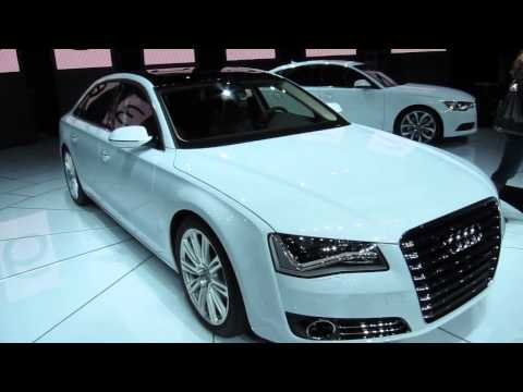 2014 AUDI A8 TDI 3.0 V6 - Debut at LA Auto Show 2012 by KrekiLA