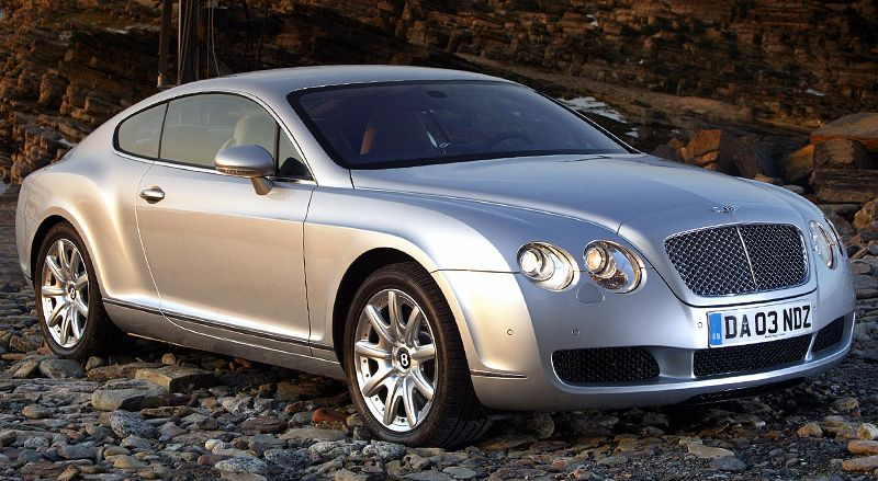 bentley continental gt характеристики