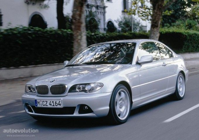 bmw e46 320 coupe