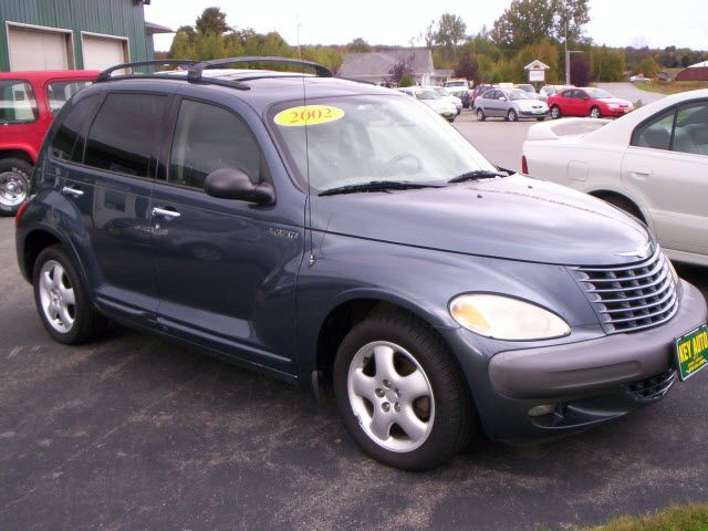 chrysler pt cruiser touring 2002