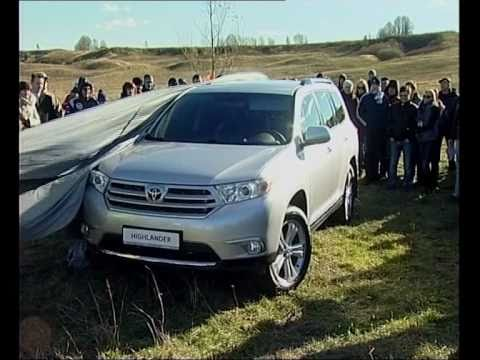 Тест-драйв Toyota Land Cruiser Prado Рязань СМАРТ видео №2