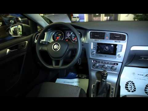 Тест-драйв VolksWagen Golf 7 от InfoCar.ua