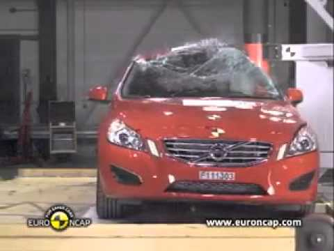 Automobile - Euro Ncap Test Volvo V60
